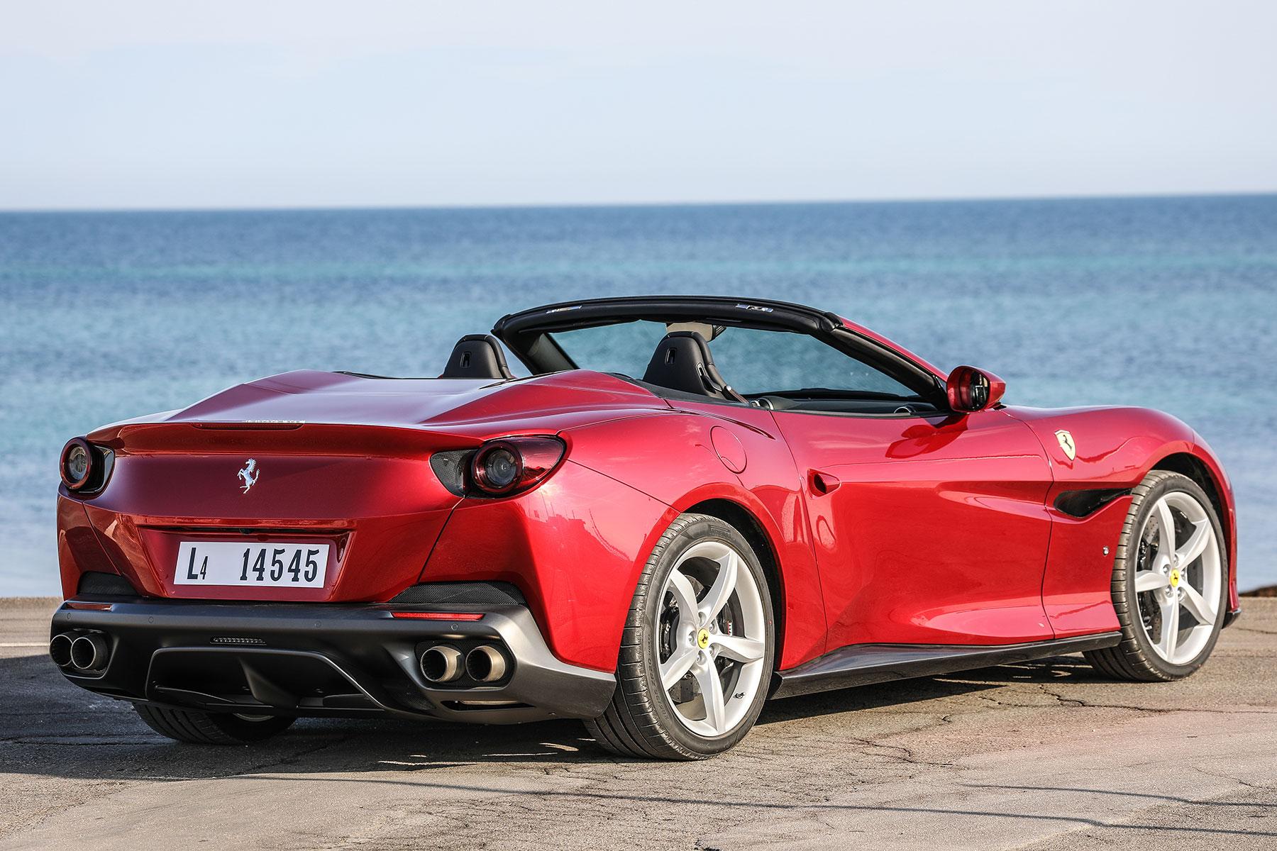 2018 Ferrari Portofino First Drive The Entry Level