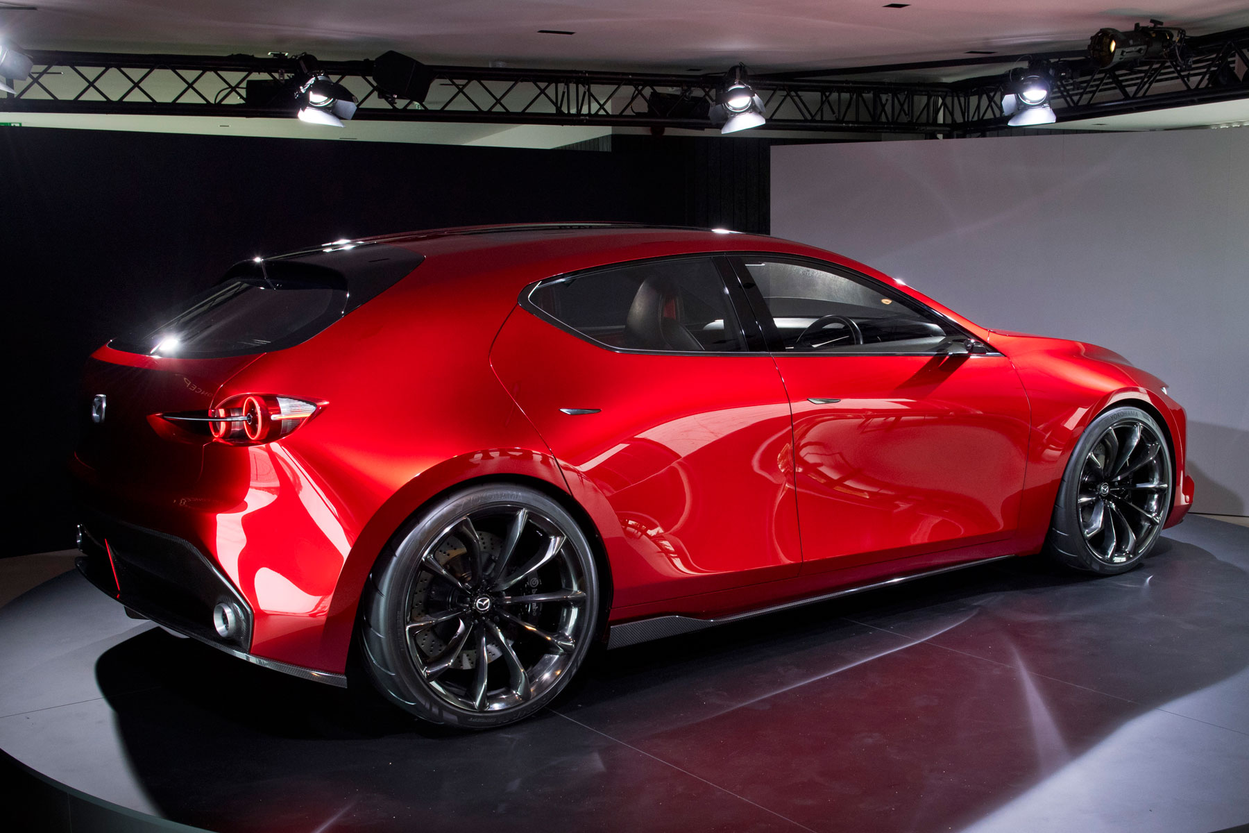Mazda 3 2019 Concept >> Mazda's new Skyactiv-X engine proves there's a future in petrol power