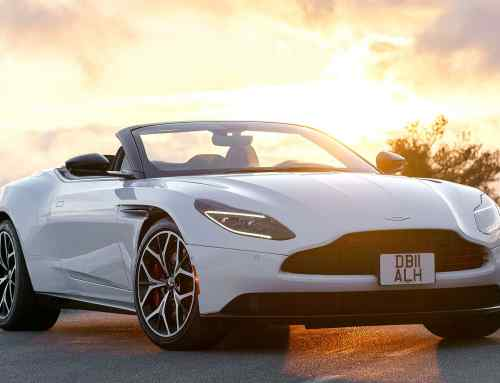 2018 Aston Martin DB11 Volante first drive review: its no soft option