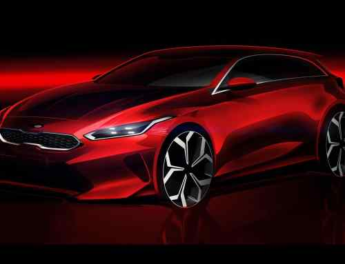 New Kia Ceed confirmed for Geneva 2018