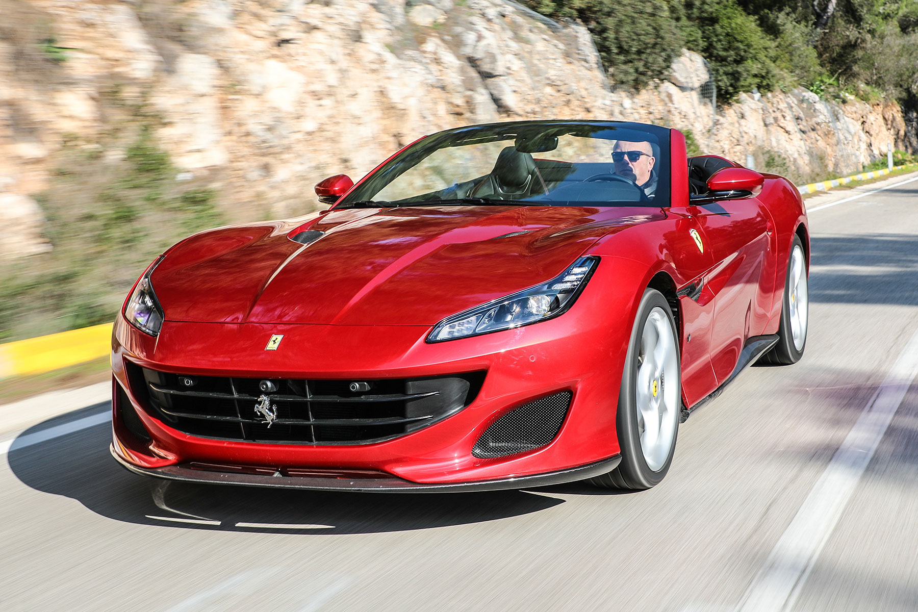 2018 ferrari portofino first drive: the entry-level ferrari you