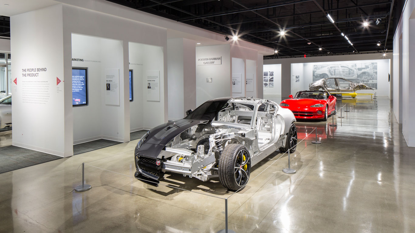 Petersen Automotive Museum