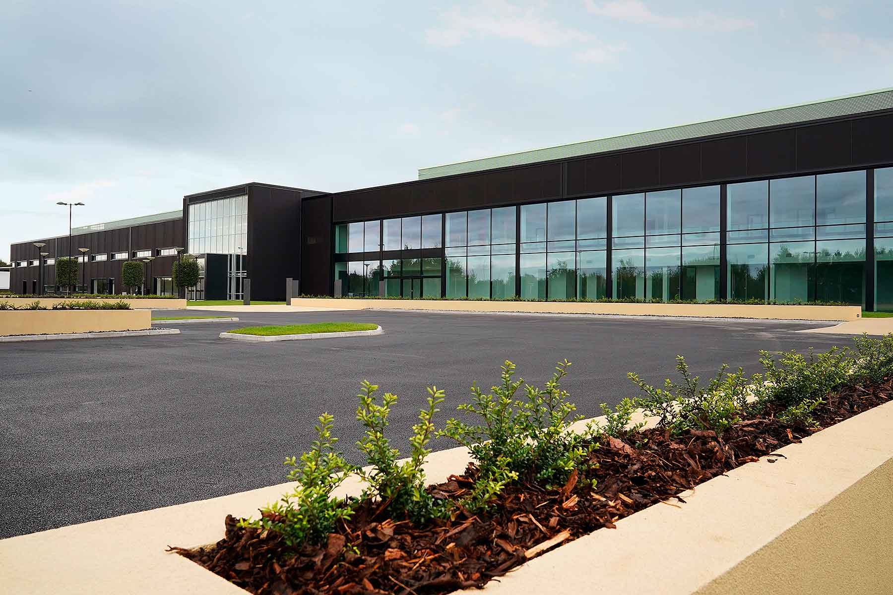 Aston Martin S New Welsh Factory Is Taking Shape Motoring Research