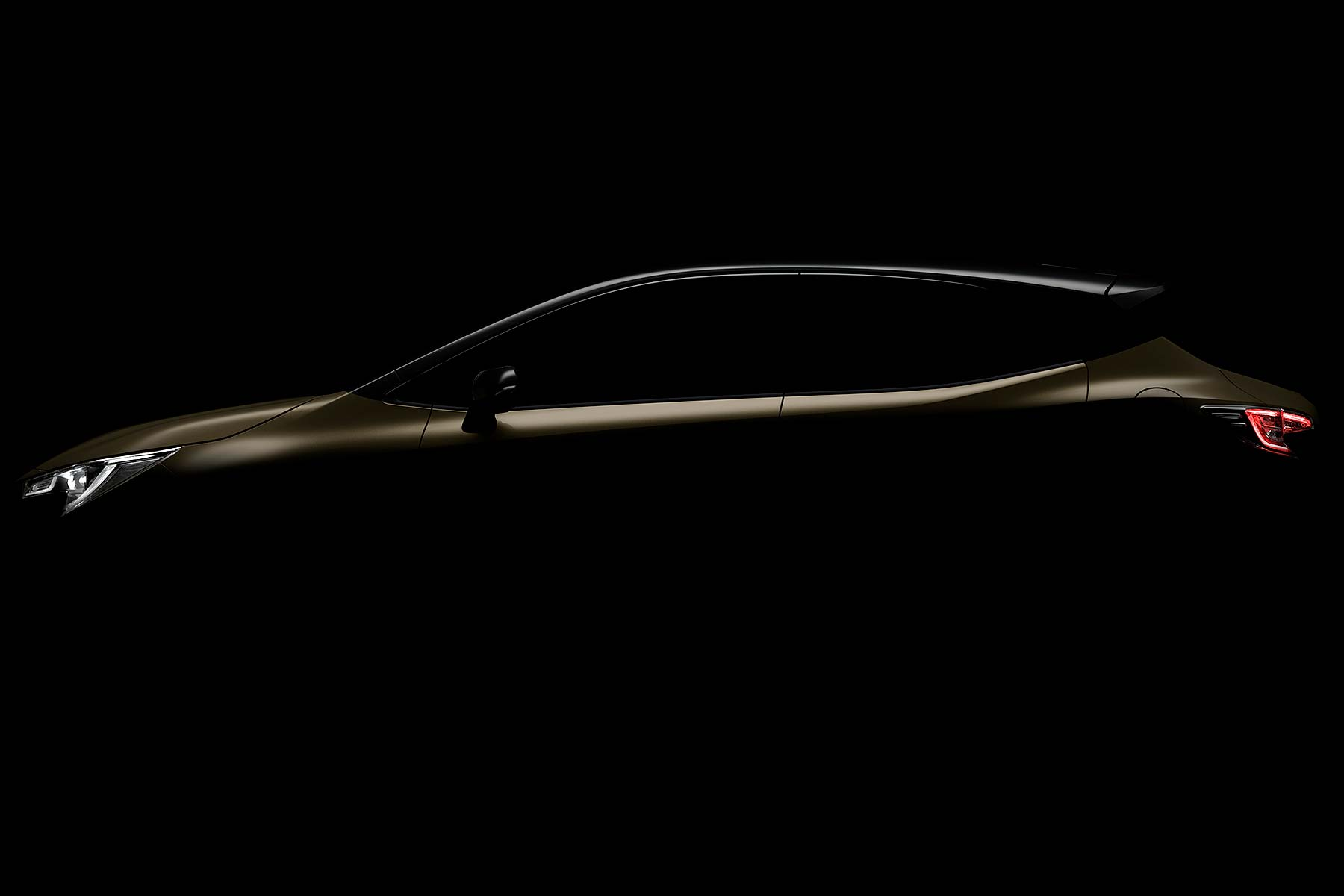 All-new 2018 Toyota Auris teaser