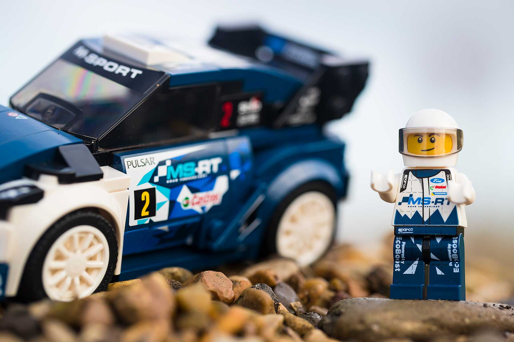 Lego Ford Fiesta Wrc Rally Car Is A 163 12 99 Bargain