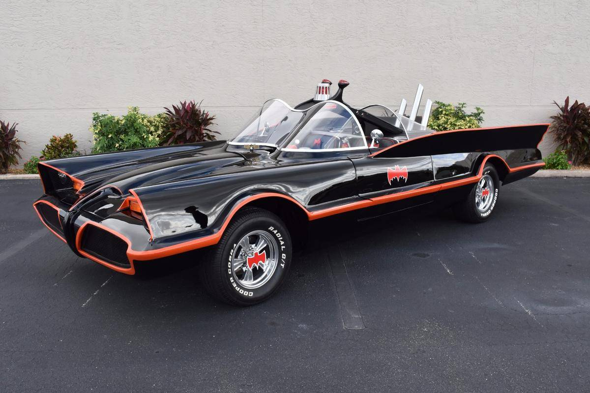 Original Batmobile for sale in Florida