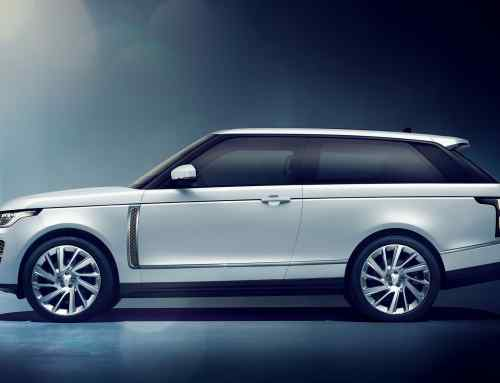 "Range Rover SV Coupe: ""This isn't a vehicle for the shy"""