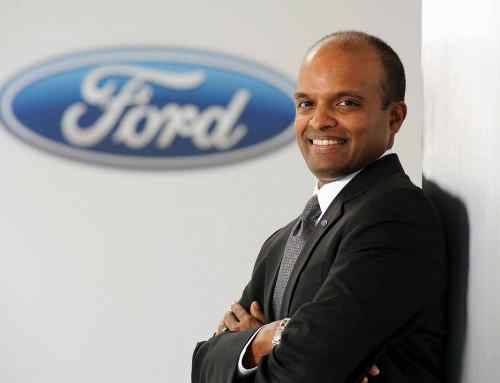 Ford chief leaves due to 'inappropriate behaviour'