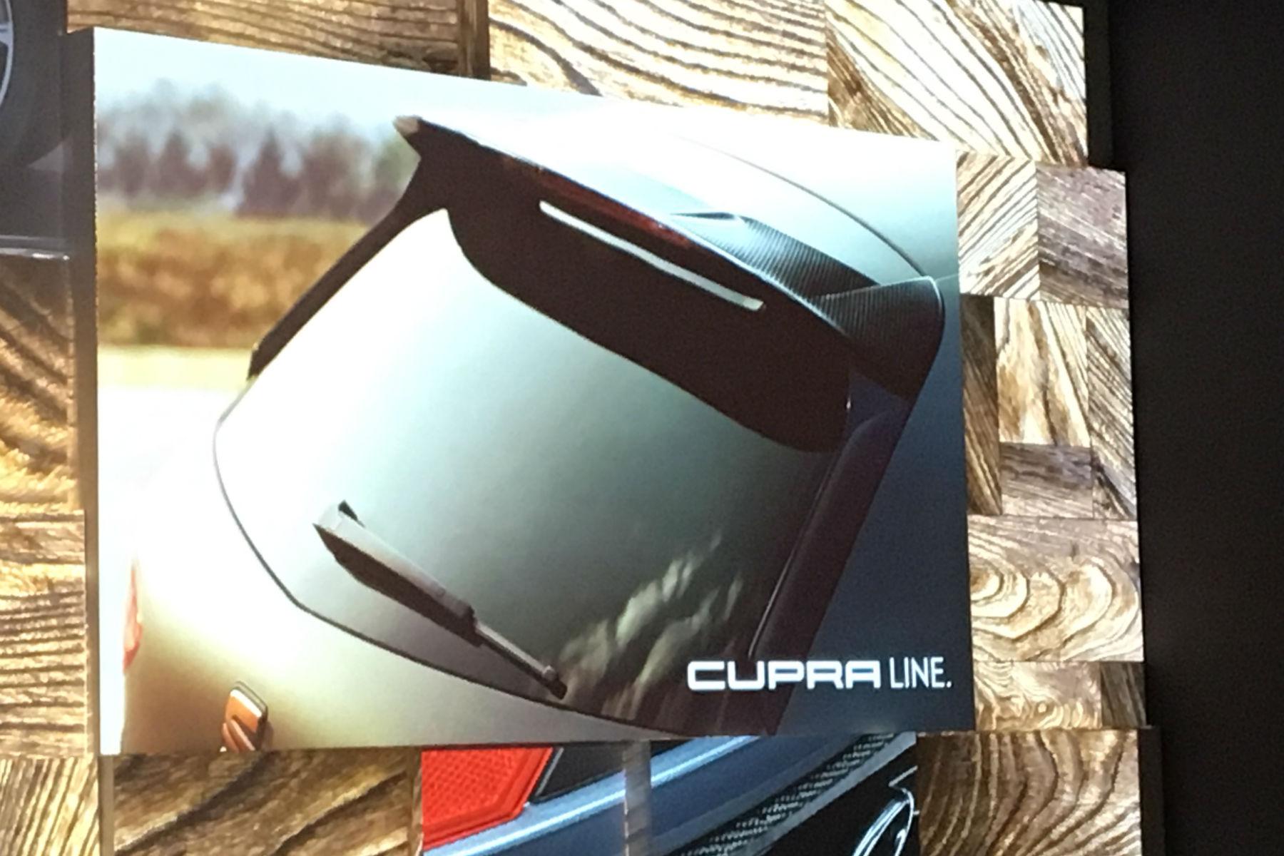 Cupra Line
