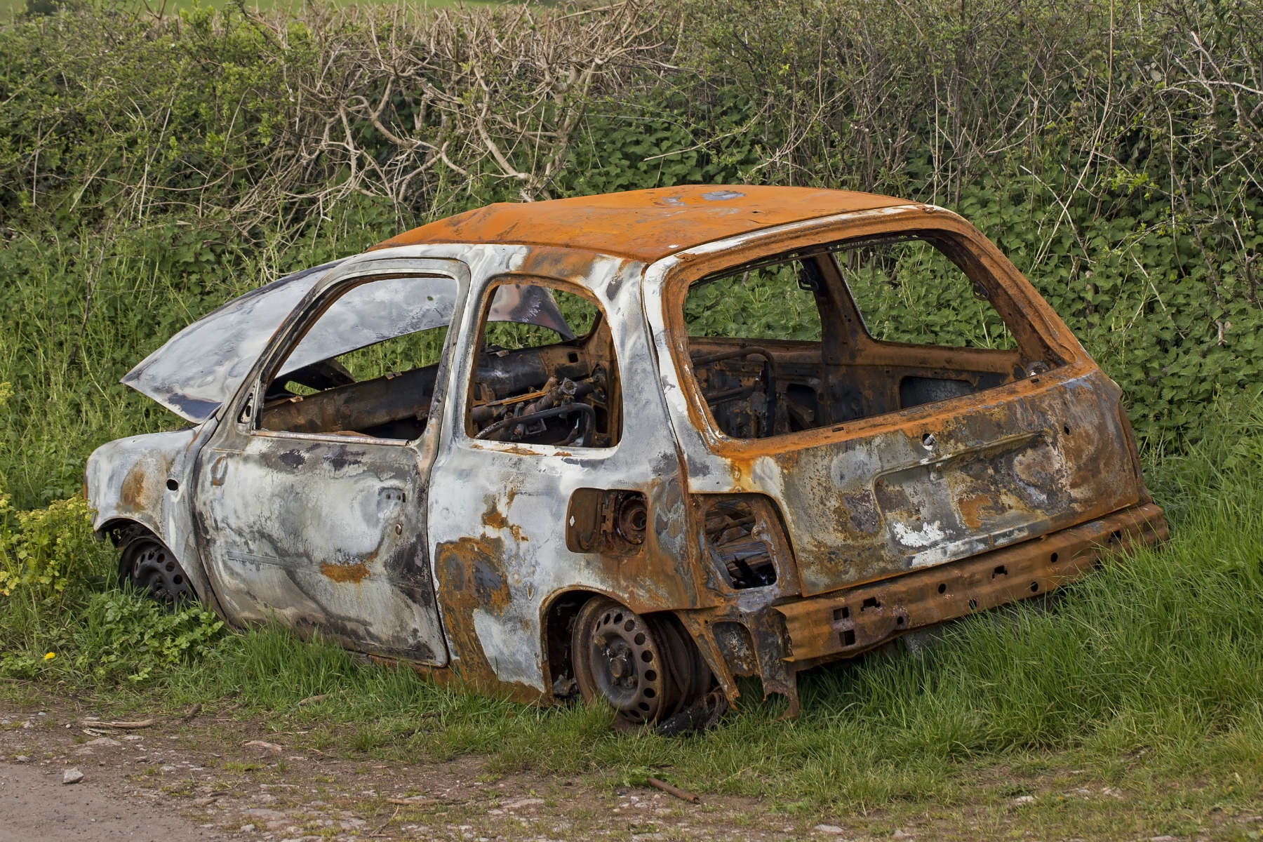 Revealed: the UK's rustiest cars and where to find them
