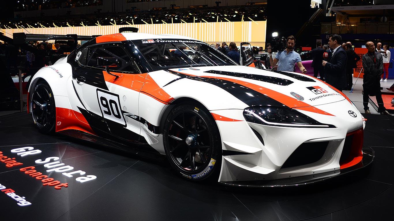 Revealed Geneva S Most Extreme New Supercars