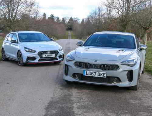 White goods to white knuckles: Kia Stinger GT-S vs Hyundai i30 N