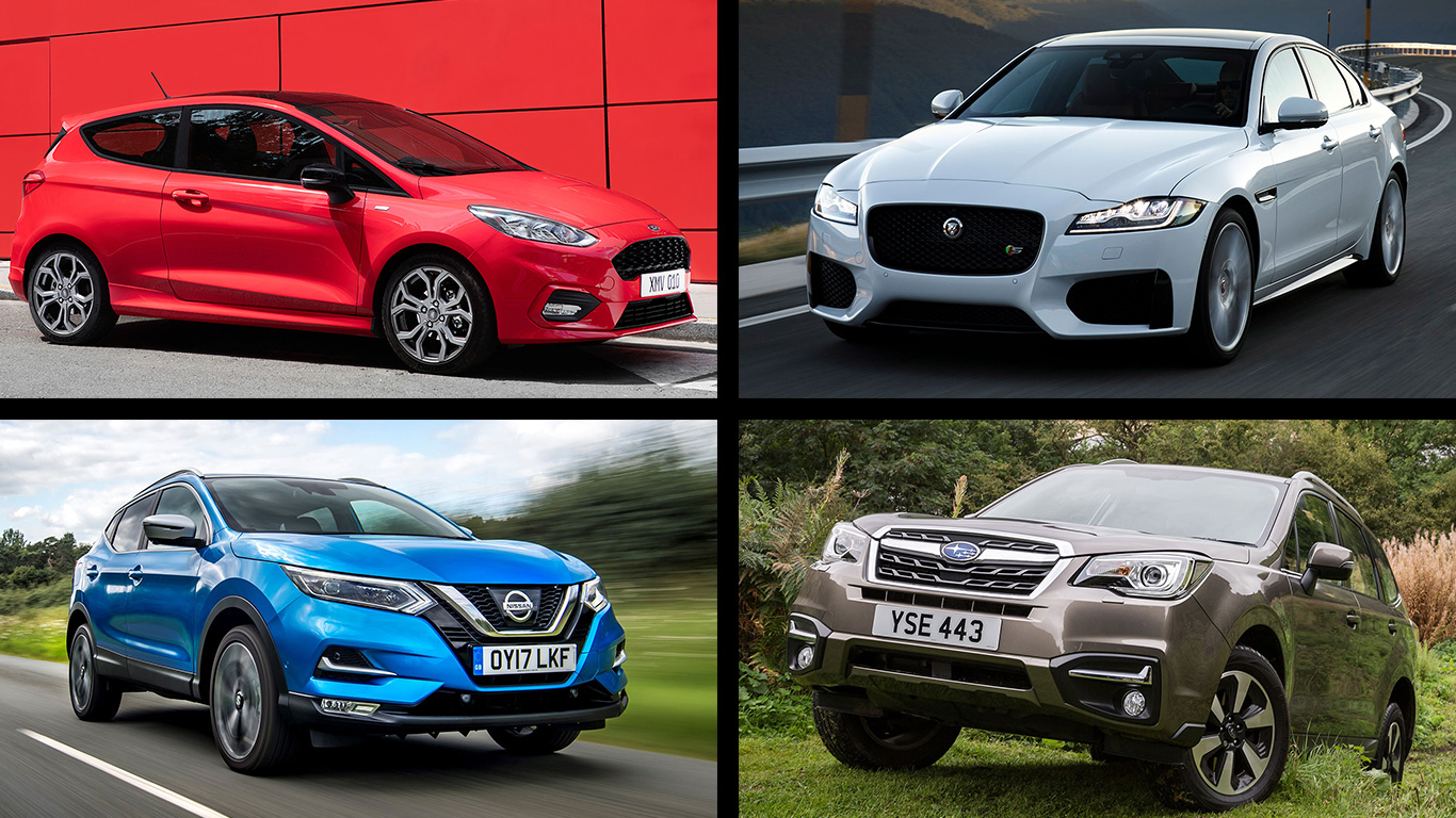 The best 18-plate new car deals