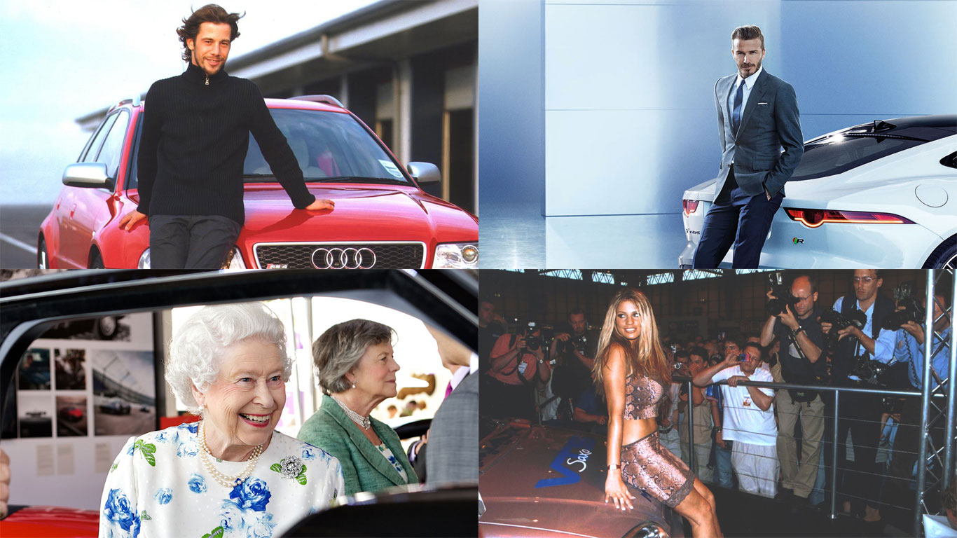Celebrity Cars Sell For Up To 241 More Motoring Research
