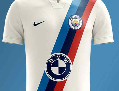 Get your kit on: if car manufacturers designed football kits