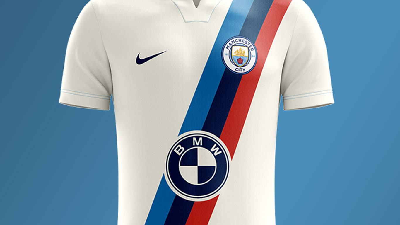 9e01950e1 Get your kit on  if car manufacturers designed football kits ...