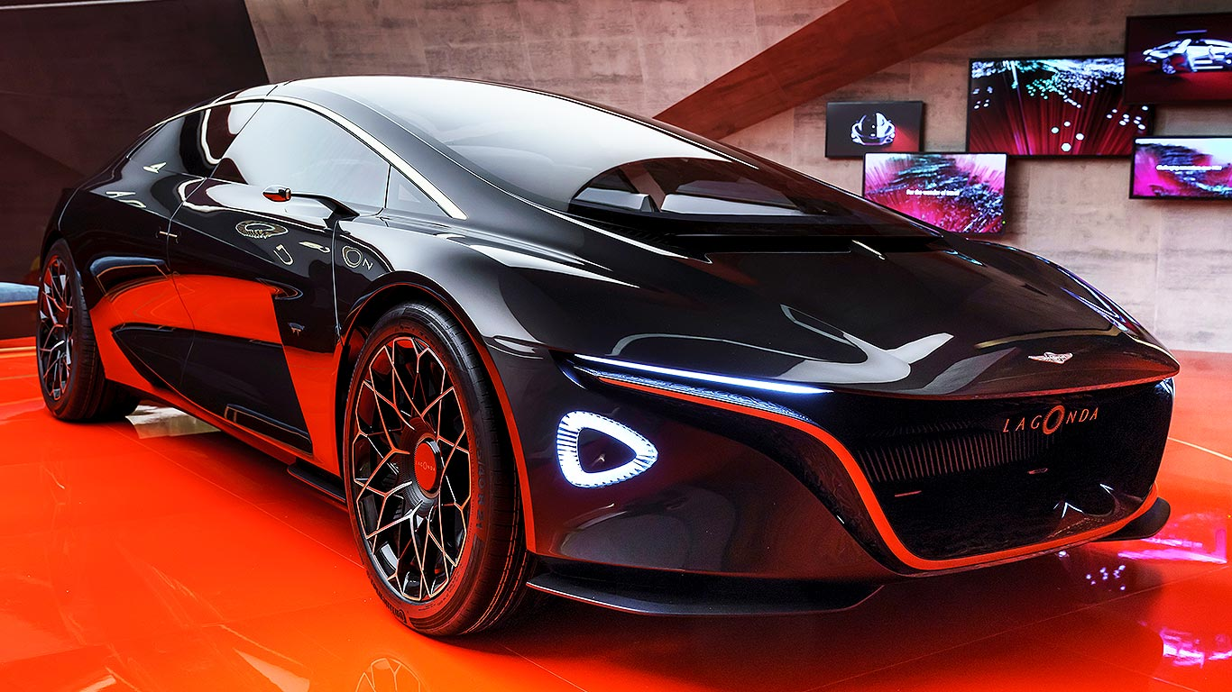 The 10 Coolest Cars At The Geneva Motor Show 2018
