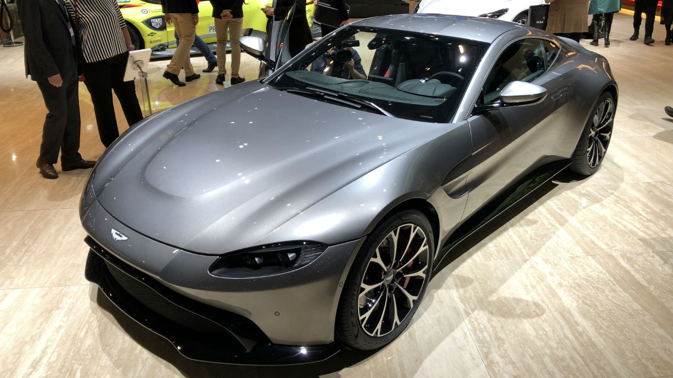 Revealed: Geneva's most exciting new supercars
