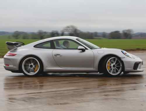 2018 Porsche 911 GT3 review: the best supercar on sale