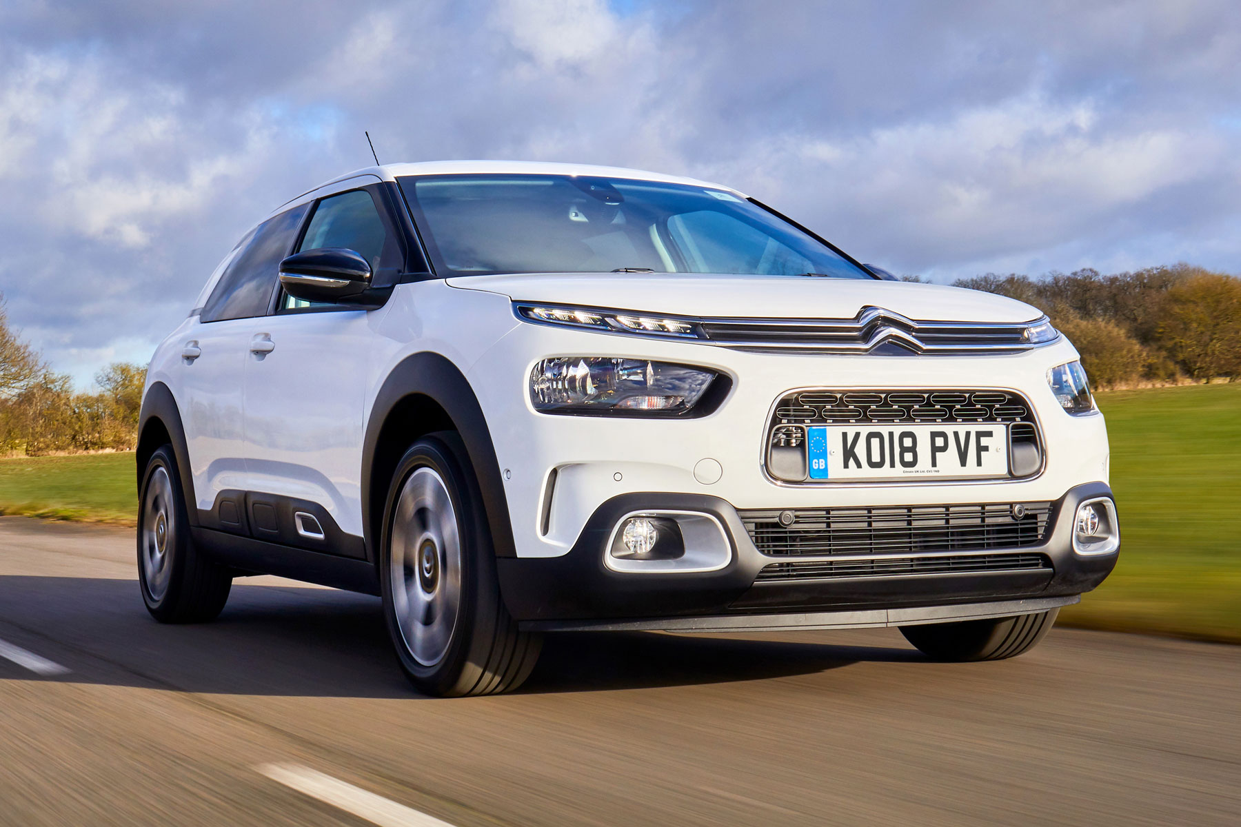 new citroen c4 cactus it 39 s new but is it improved. Black Bedroom Furniture Sets. Home Design Ideas