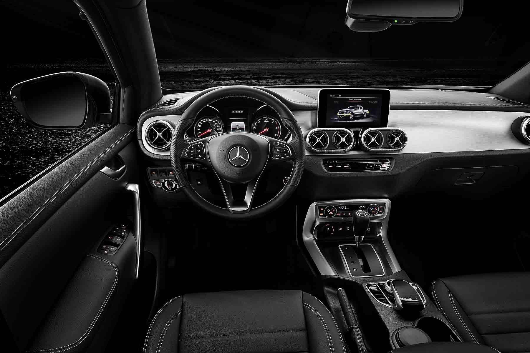 2018 Mercedes-Benz X-Class V6