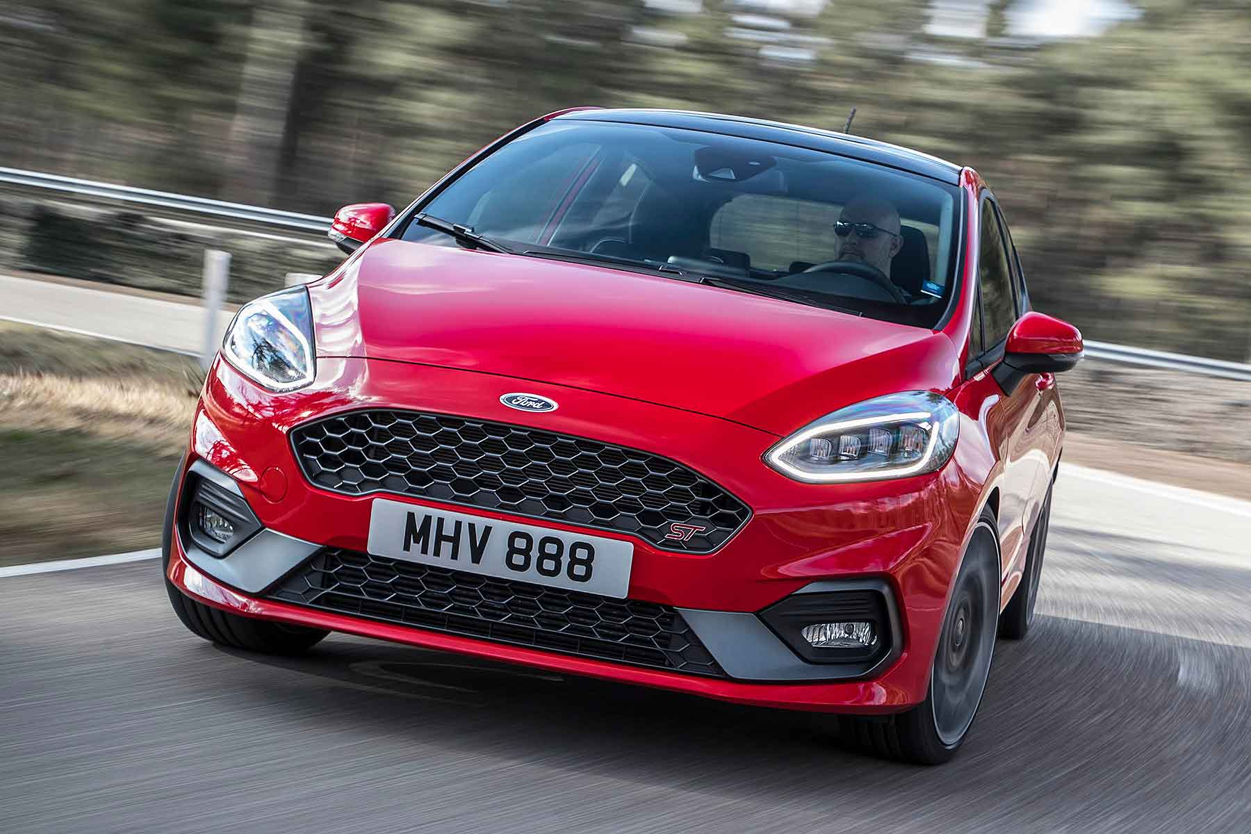 Who Invented The First Car >> Ford patents tech to make the new Fiesta ST a driver's delight | Motoring Research