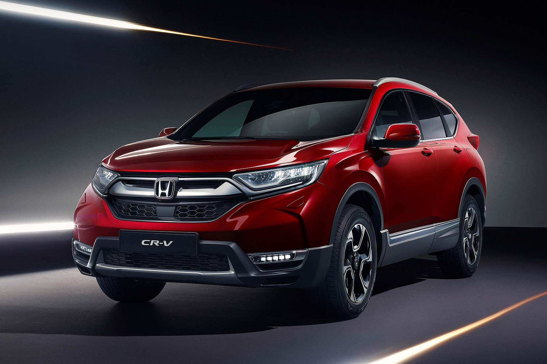 How an enthusiast made the new honda cr v a 7 seater for Honda 7 seater suv