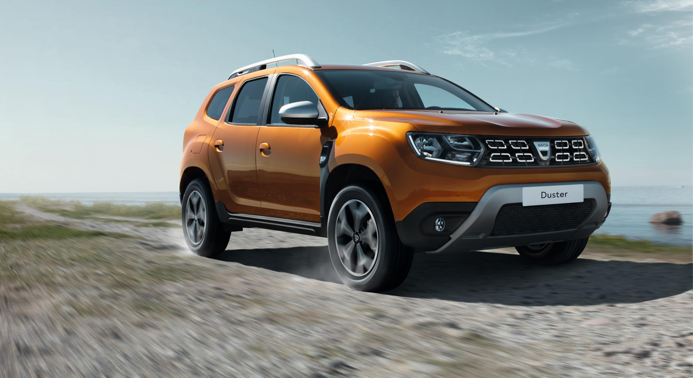 Dacia s EasyJet approach takes it to 5 million sales