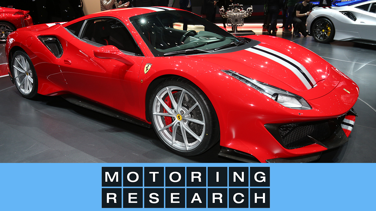 2018 Geneva Motor Show video review