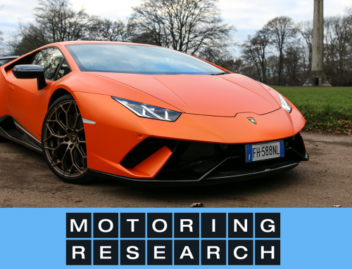 Lamborghini Huracan Performante video review