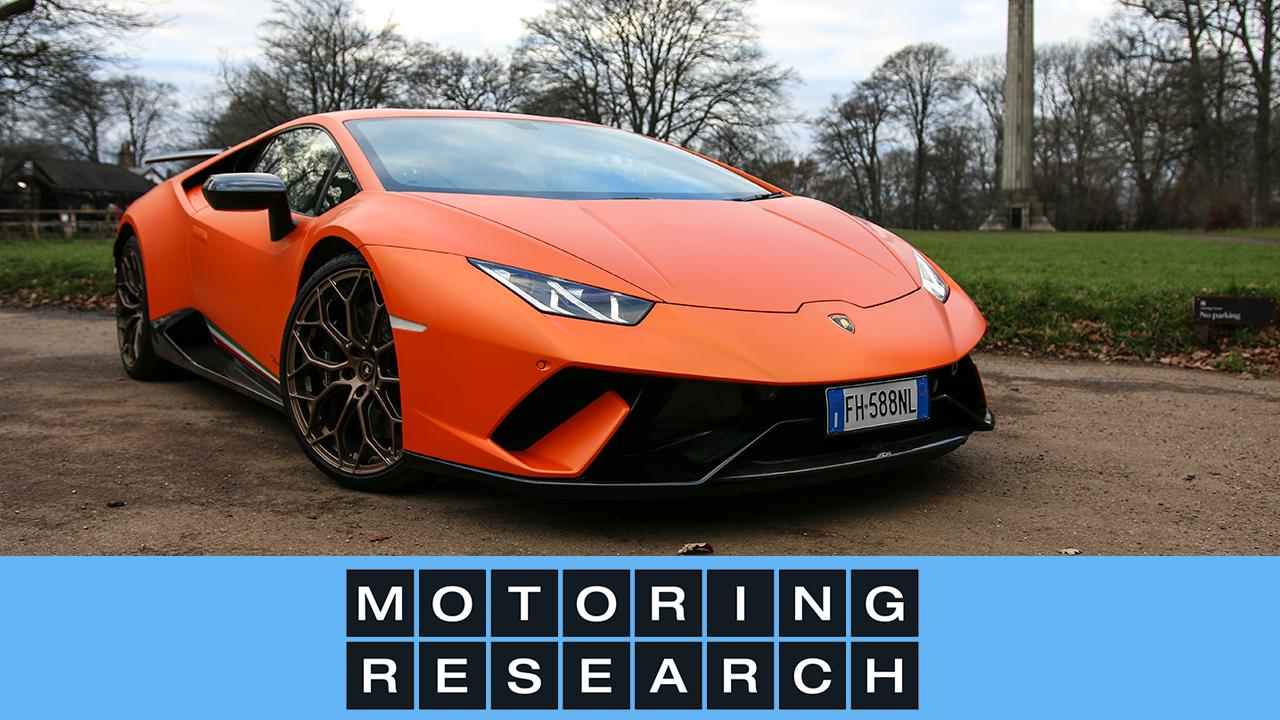 Lamborghini Huracan Performante video review