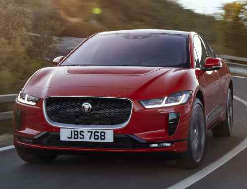 Jaguar I-Pace quick review: first taste of 400hp electric SUV