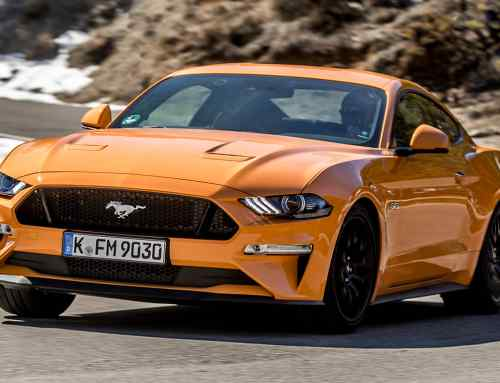 2018 Ford Mustang first drive: there's still nothing quite like it