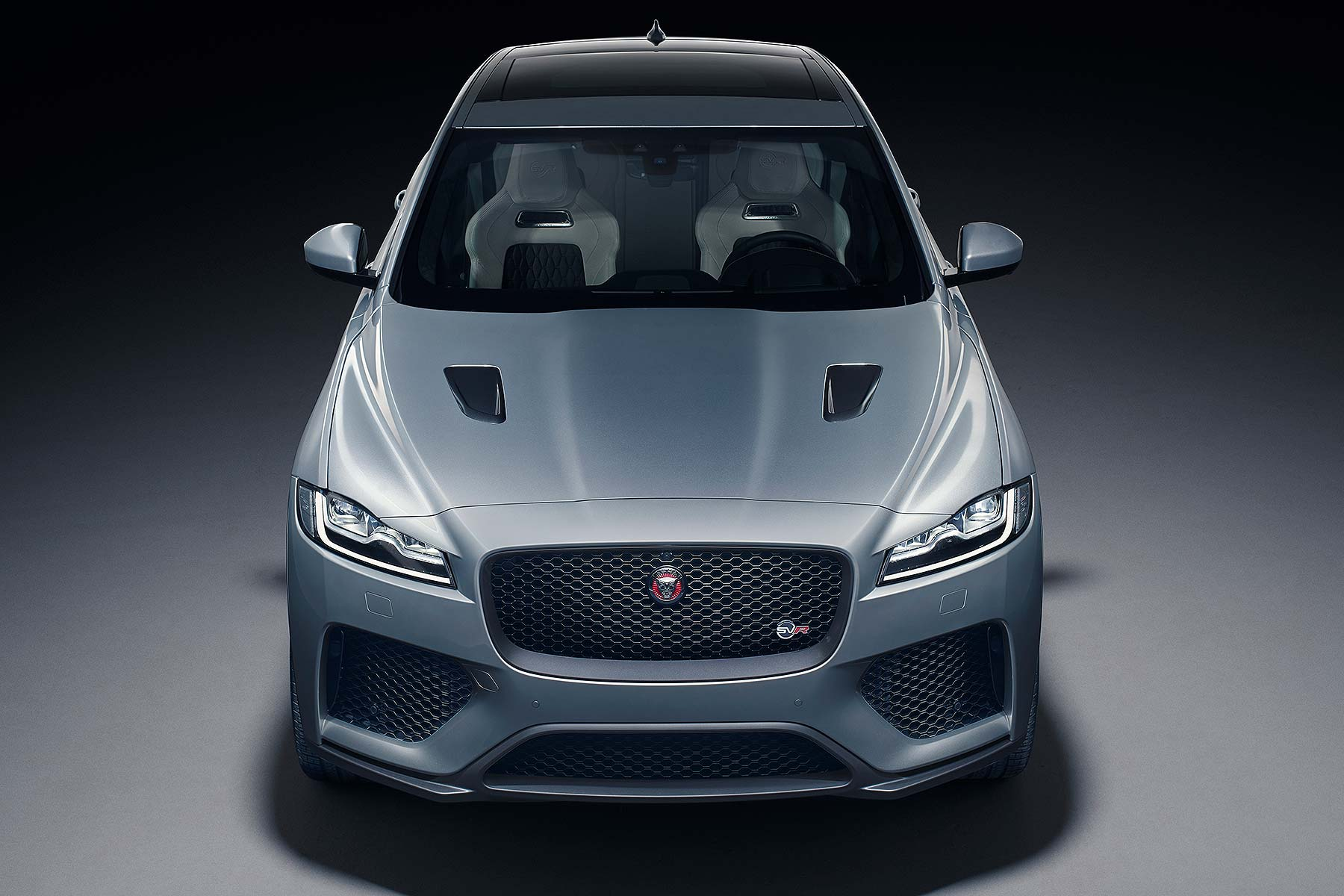 New Jaguar F-Pace SVR