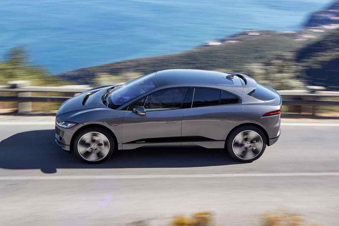 2019 Jaguar I-Pace revealed