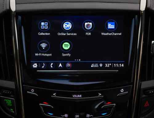 Cadillac Boogie: The Spotify app coming to your next car