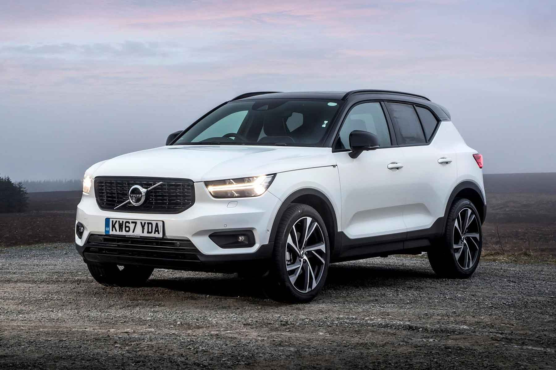 volvo xc40 is european car of the year 2018 motoring research. Black Bedroom Furniture Sets. Home Design Ideas