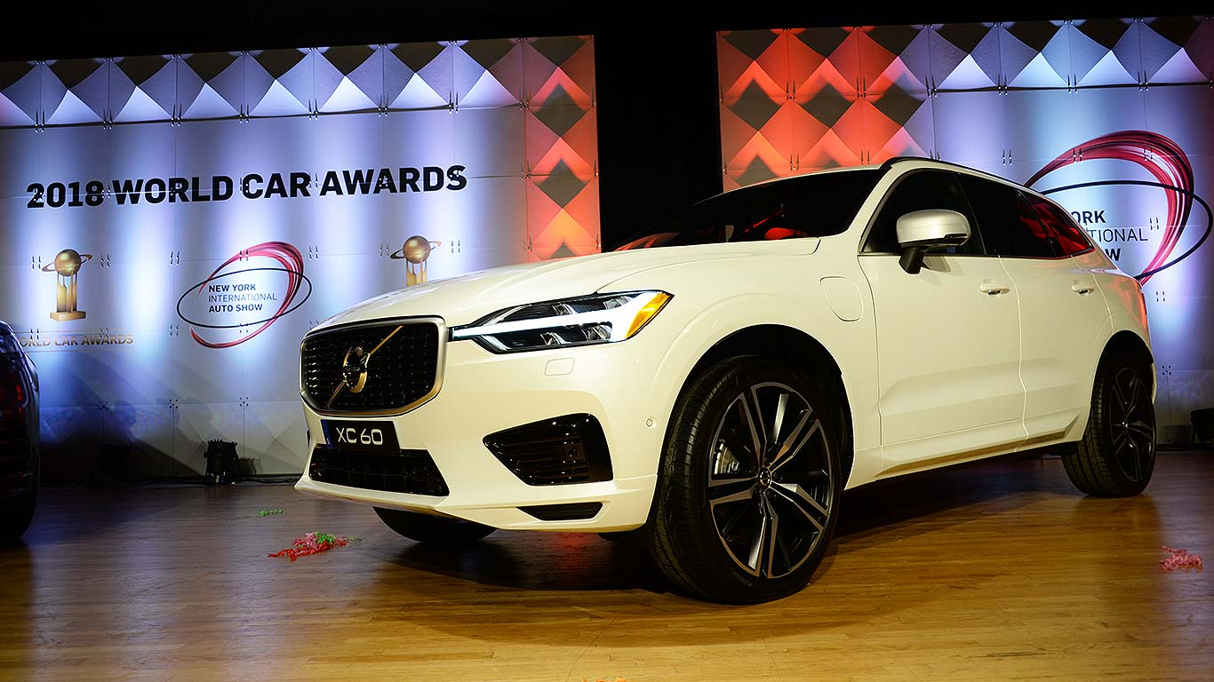 2018 World Car Of The Year Winners The World S Best Motoring