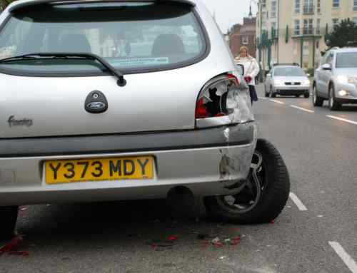 Crashed cars: what do the insurance write-off categories mean?