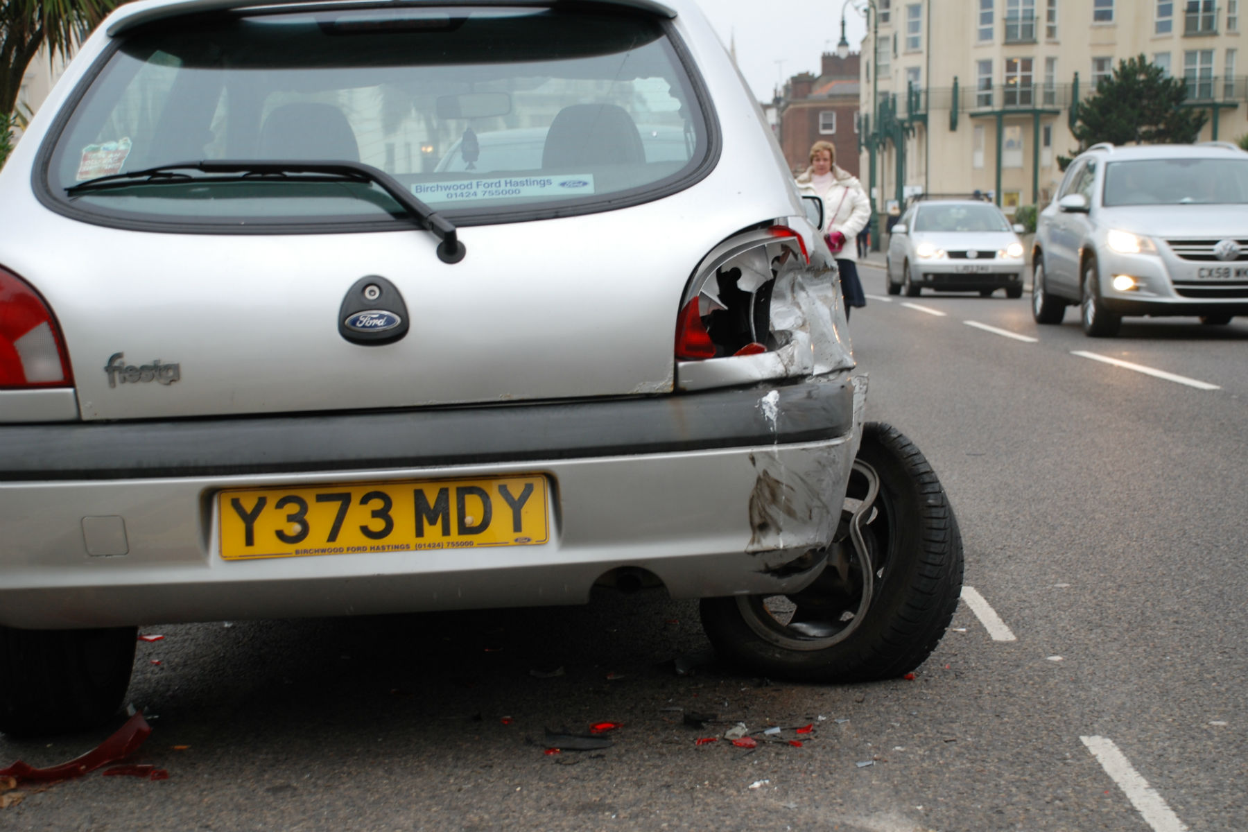 Crashed cars: what do these insurance write-off categories mean?