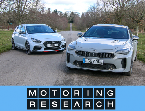 Hyundai i30N vs Kia Stinger GT-S video test