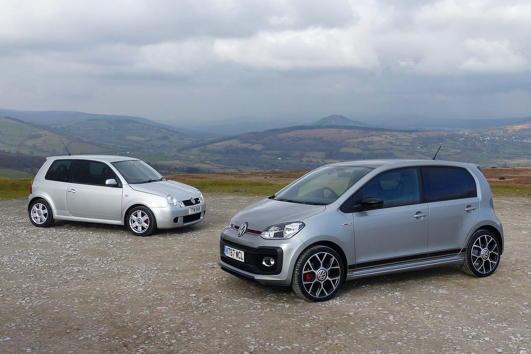 Volkswagen Lupo GTI vs. Polo GTI