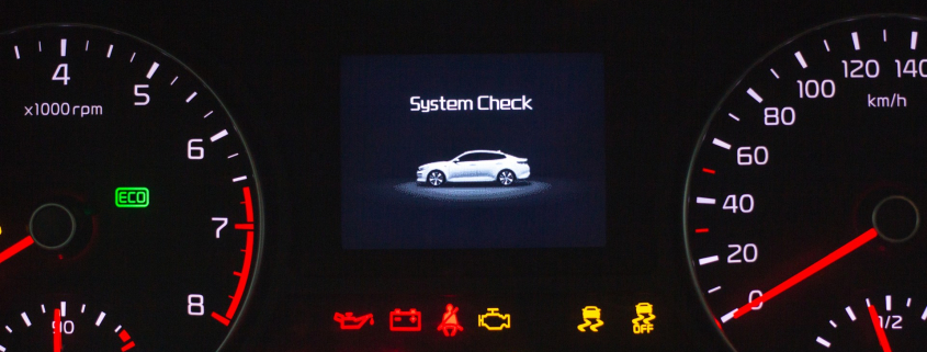 Our guide to dashboard warning lights
