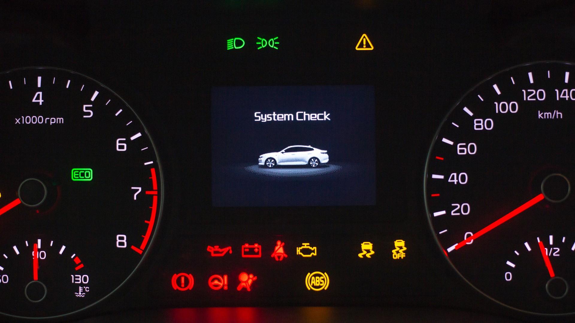 What Do Car Dashboard Warning Lights Mean
