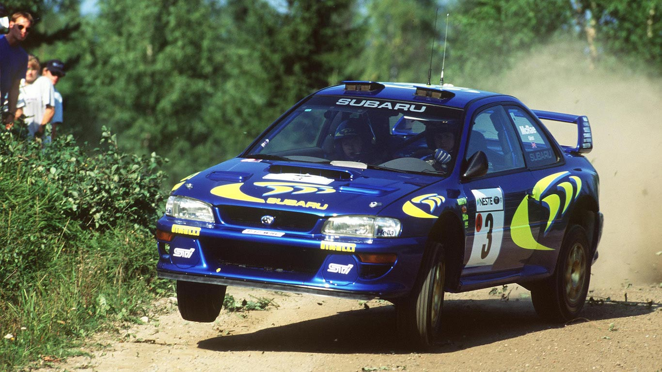 Subaru Impreza WRC 97
