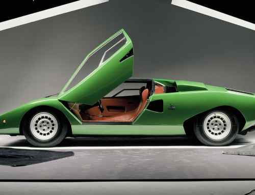 Marcello Gandini: greatest hits of a car design genius