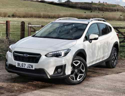 Subaru XV: robust crossover tackles Beast from the East