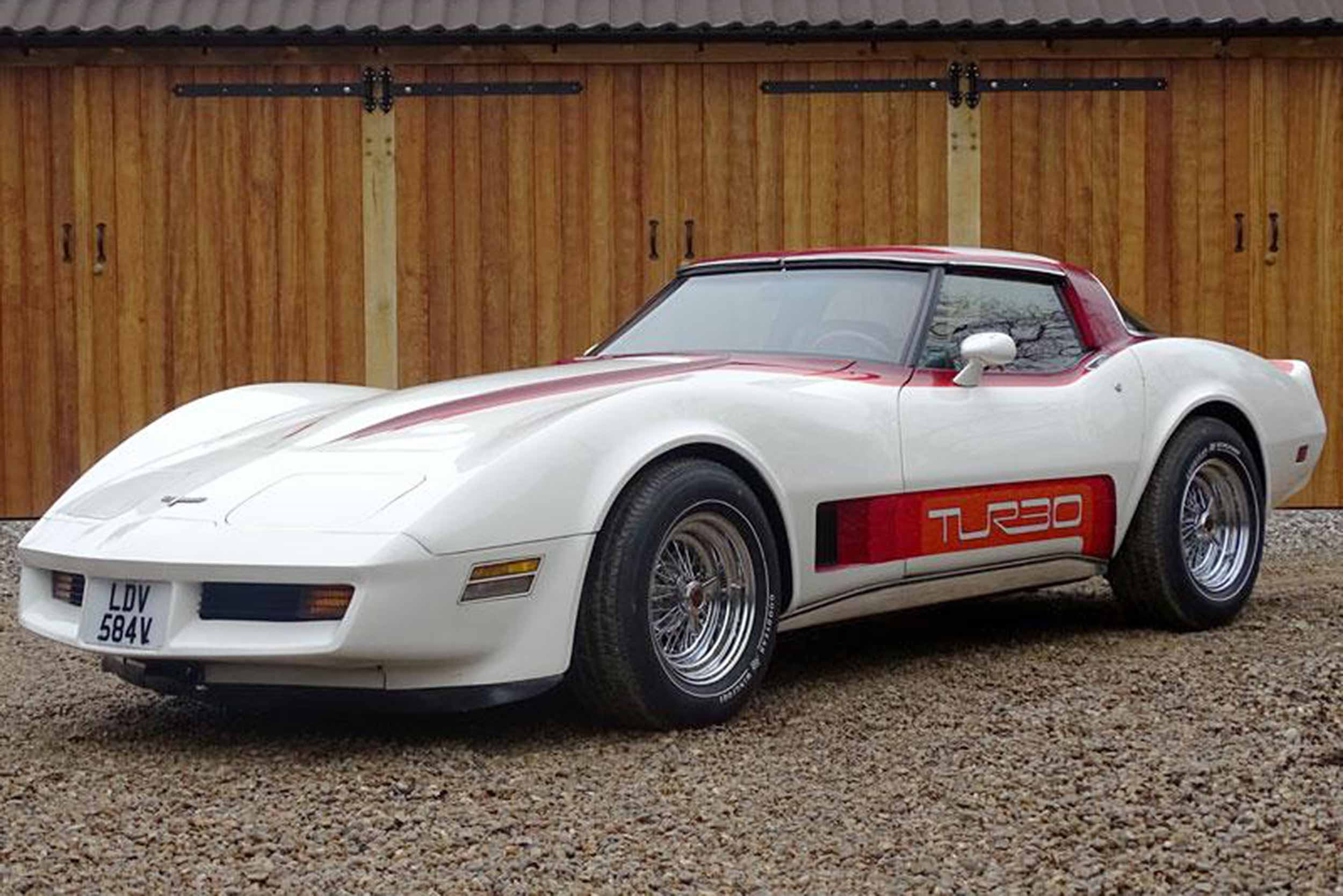 the mystery of the turbo corvette motoring research. Black Bedroom Furniture Sets. Home Design Ideas