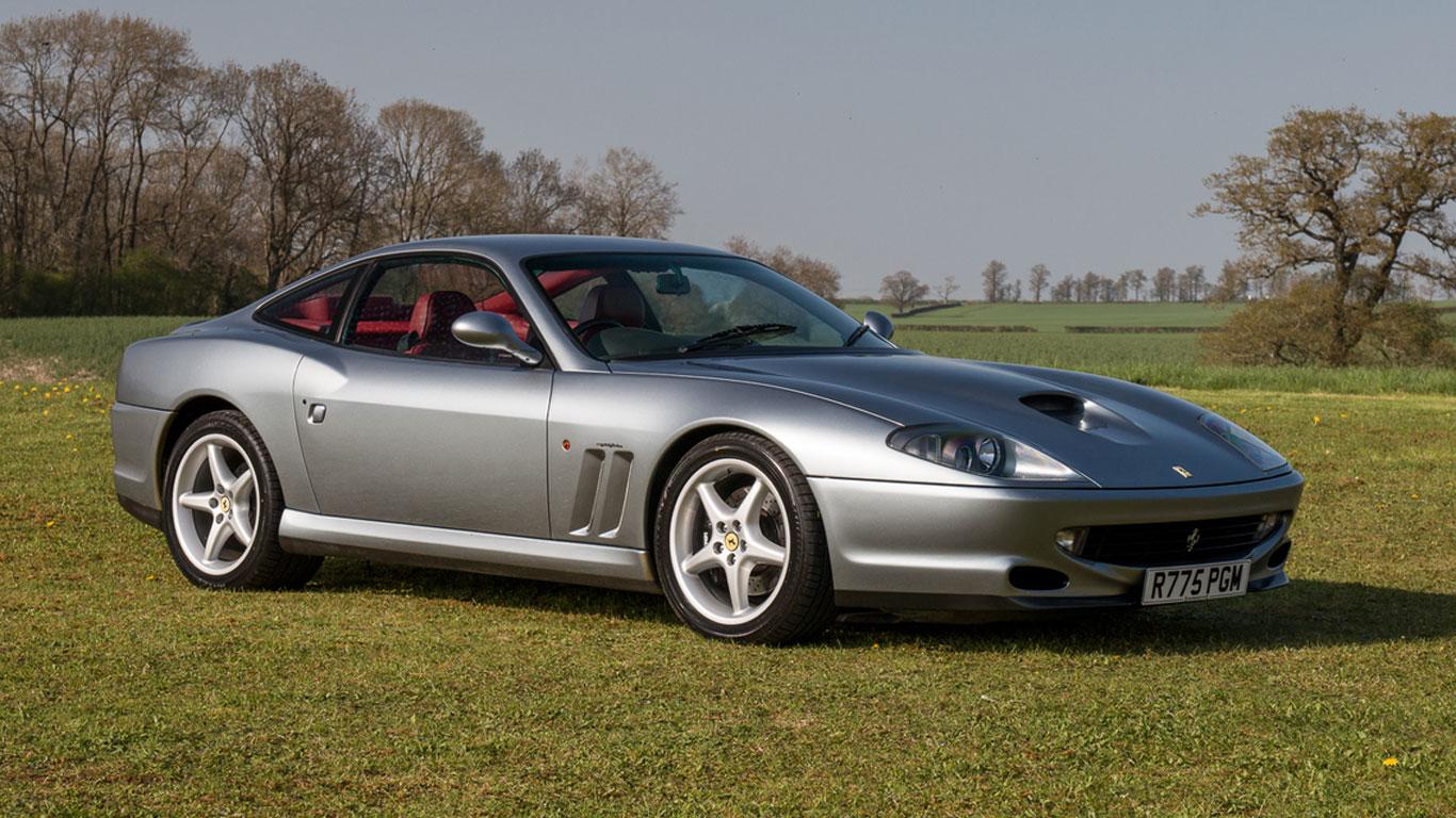 Ferrari 550 Maranello: £135,000 - £160,000