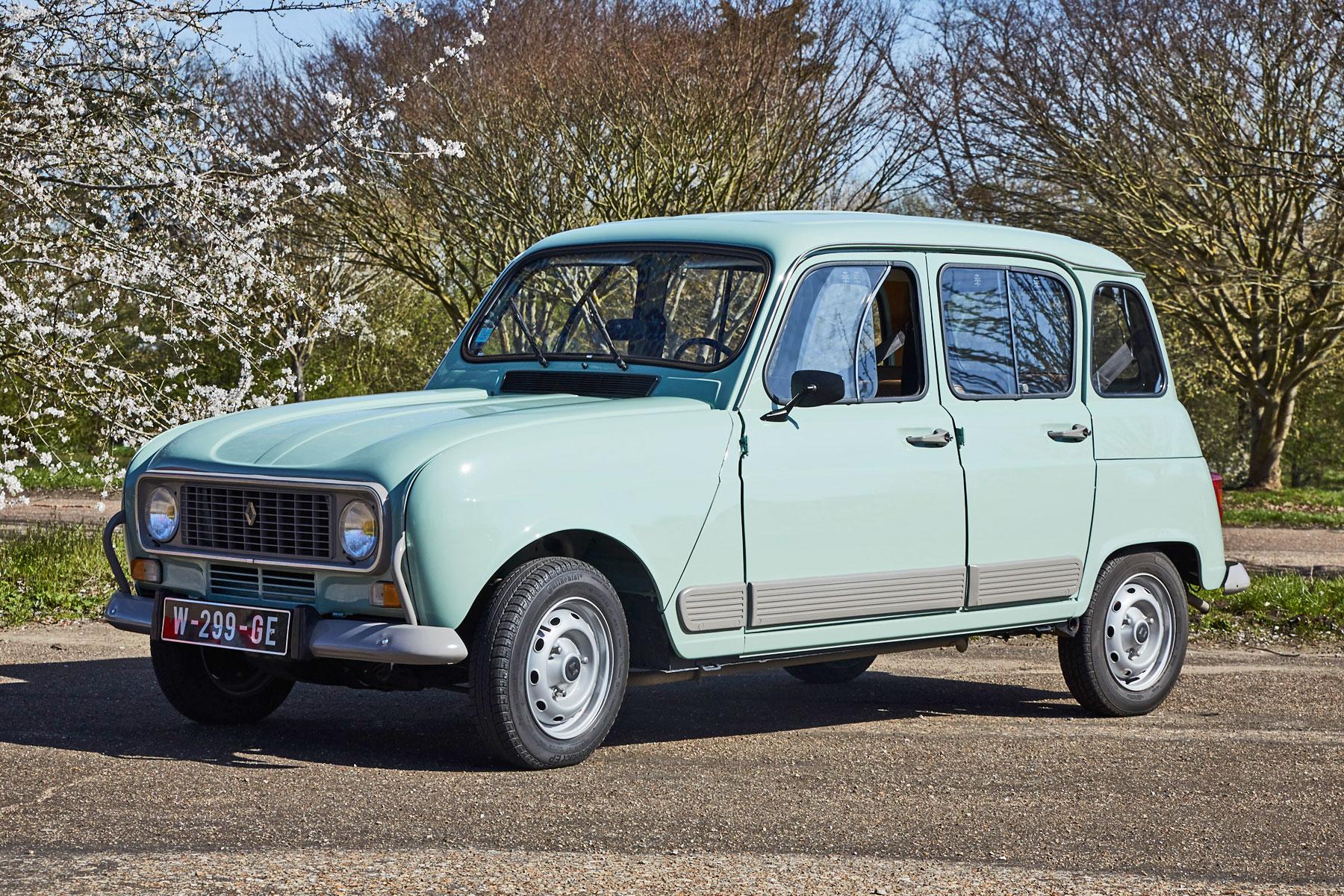 Renault 4 Gtl Review  Retro Road Test
